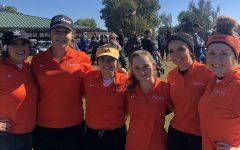 Girls golf team places at state