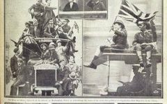 The centenary of the end of WWI arrives