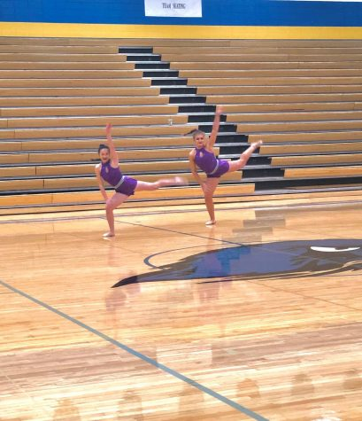 Oriolettes thrive at State Dance Competition