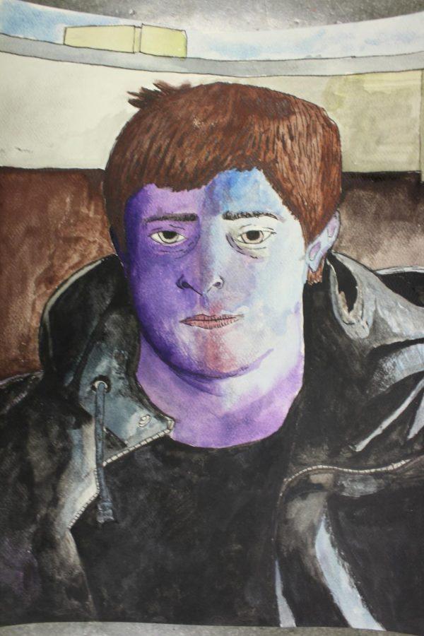 Self-portrait by Matt Hansen (12)