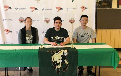 Otsuka signs with Cal Poly