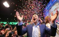 Ukraine elects Comedian for President