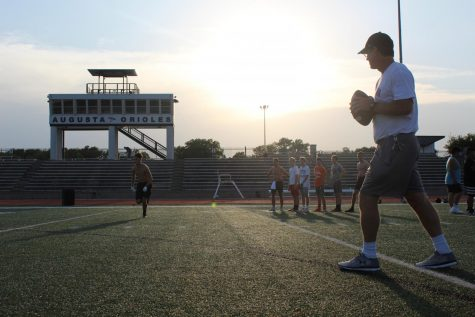 Athletes putting in extra effort for multiple sports