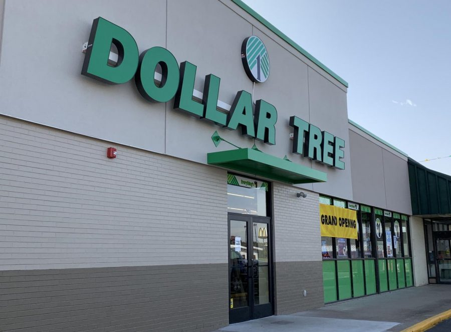 The Dollar Tree recently had the grand opening on Oct. 4. Every item in the Dollar Tree is $1, unlike the Dollar General, where the prices are slightly higher.