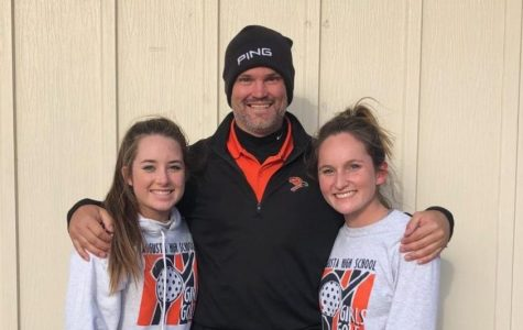 Girls golf competes at state tournament