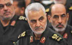Iran retaliated to Assassination of General Qasem Soleimani