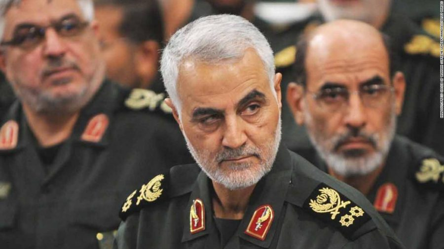 Major General Qasem Saleimani was killed in a U.S. Orchestrated attack.