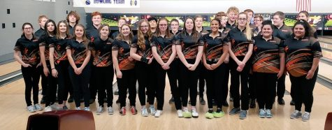 The bowling team competed against Circle on Jan. 16 at the Grizzly Bowl in El Dorado. The team ended up beating Circle in the meet.