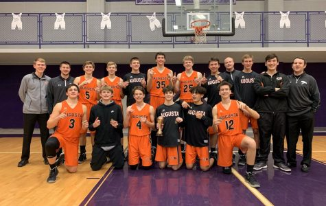 Boys varsity wins Baldwin tournament