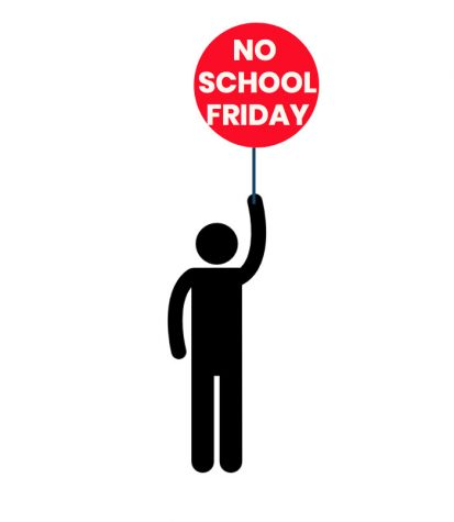 Students shouldn't be required to go to school on Fridays