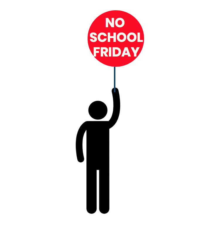 Students+shouldn%E2%80%99t+be+required+to+go+to+school+on+Fridays