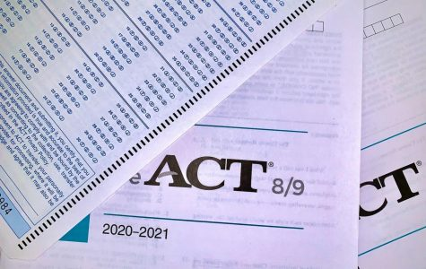The ACT has been mandatory for students wanting to go to a four year college and was started in 1959. For the class of 2021, the ACT will not be mandatory due to the pandemic.