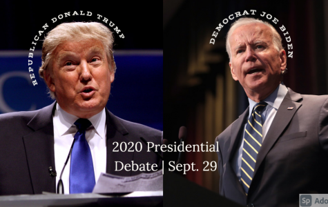 Current President Donald Trump and former Vice President Joe Biden went head to head in the first presidential debate of 2020. Each party has previously been involved with the presidency.