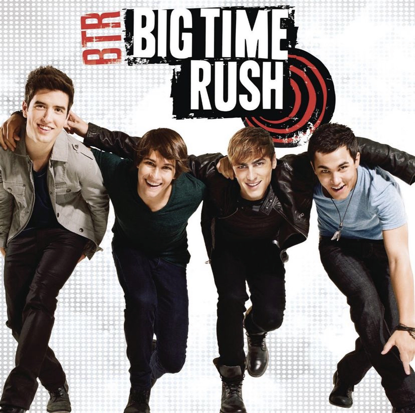 "The show ""Big Time Rush"" aired on Nickelodeon Nov 28, 2009, and was added to Netflix March 26, 2021. The show is based on a teenage boy band in California, and they were going on tour singing across the U.S. while filming the show."