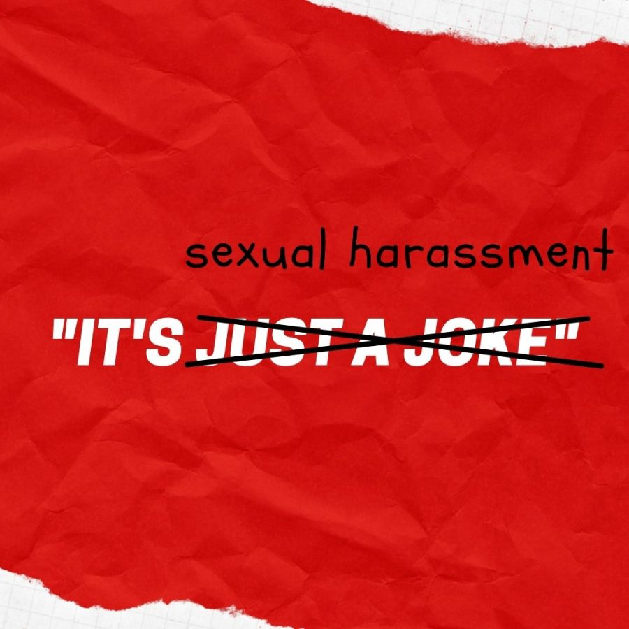 Sexual+harassment+awareness+month+has+students+speaking+out