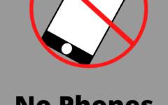 Teachers enforce the phone policy